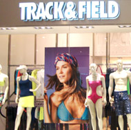Track&Field - Guarujá - Shopping La Plage