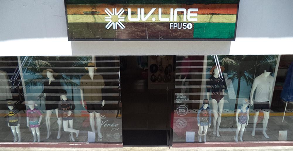 28db641291fd9 UV.LINE - Shopping Center La Plage Guarujá
